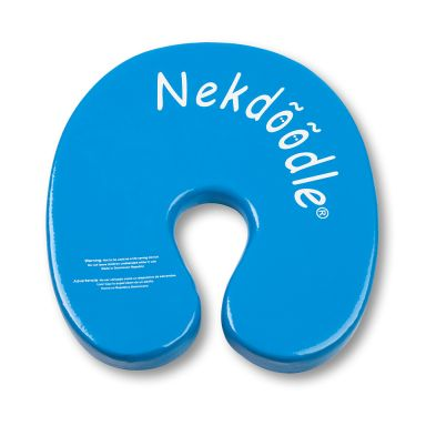 Blue Solid Nekdoodle