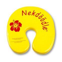 Nekdoodle Yellow Hibiscus