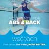 Movements for ABS & BACK DVD by Water Exercise Coach