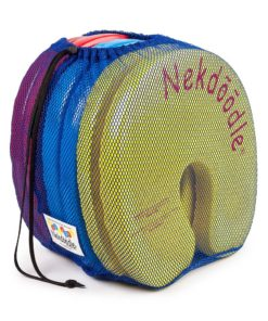 Nekdoodle Mesh Equipment Gear Bag Royal Blue