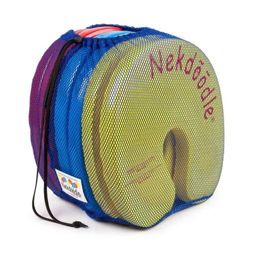 Nekdoodle Mesh Equipment Gear Bag Royal Blue