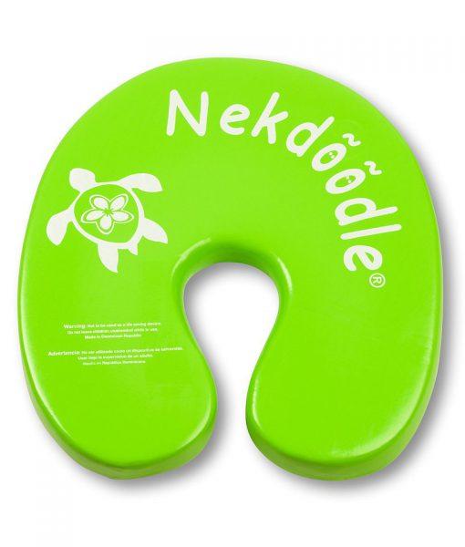 Lime Green Sea Turtle Nekdoodle