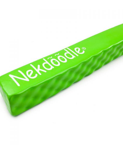 LIME GREEN NEKDOODLE® POOL NOODLE
