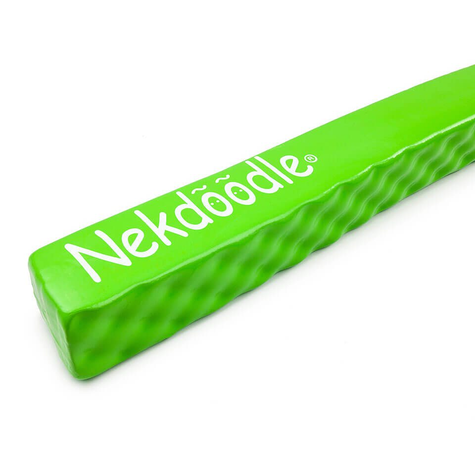 Nekdoodle 174 Lime Green Pool Noodle Square Shape Swimming